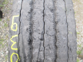 Opona używana ciężarowa 12R22.5 Semperit EURO STEEL