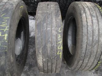 Opony używane 205/75R17.5 Pirelli FR85 - 2 szt. (501086). Opony nr: 45776 23744