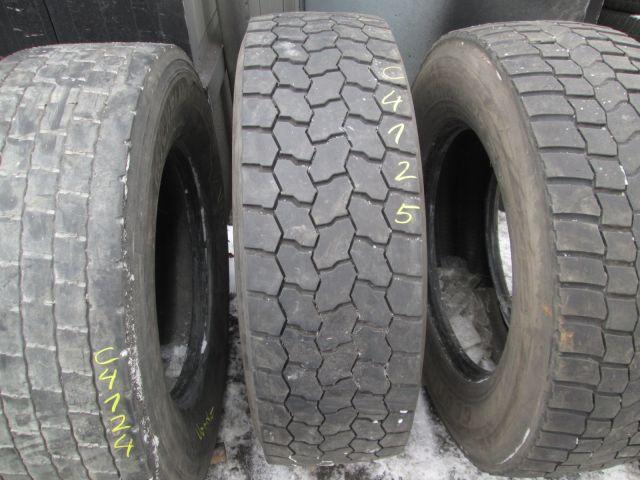 Opona używana 315/70R22.5 Bridgestone BIEZNIKOWANA