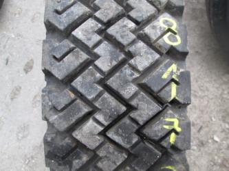 Opona używana 9R22.5 Dunlop BIEŻNIKOWANA