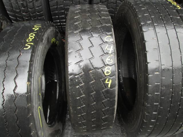 Opona używana 225/75R17.5 Michelin BIEZNIKOWANA