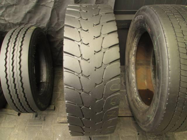 Opona używana 295/60R22.5 Michelin XDY3
