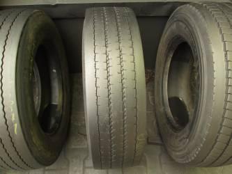 Opony używane 215/75R17.5 GT RADIAL GAR820 - 2 szt. (501358). Opony nr: 47725 26842