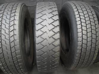 Opona używana 315/80R22.5 Bridgestone POJEDYNCZE Z