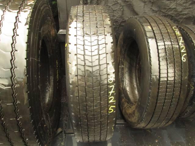 Opona używana 295/80R22.5 Bridgestone M749
