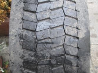 Opona używana 295/80R22.5 Pirelli HDL Eco Plus