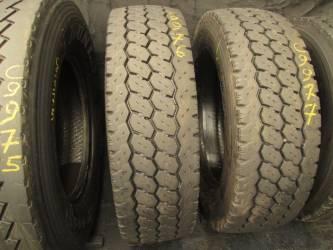 Opona używana 275/70R22.5 Bridgestone M758