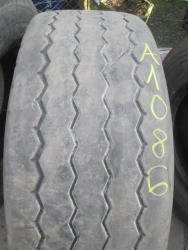 Opony używane 385/65R22.5 Bridgestone R168 PLUS - 4 szt. (500016). Opony nr: 43646 19694 11085 19261