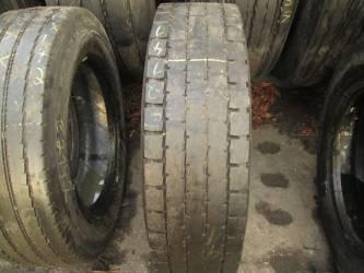 Opony używane 205/75R17.5 Michelin XDE2 - 4 szt. (500091). Opony nr: 43671 32141 43138 34263