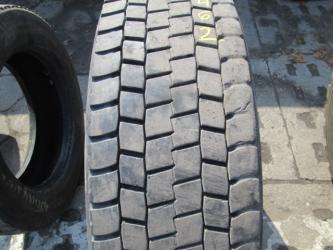 Opona używana 315/80R22.5 Bridgestone BIEŻNIKOWANA