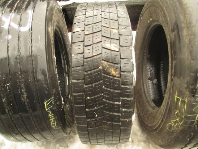 Opona używana 315/60R22.5 Michelin BIEZNIKOWANA