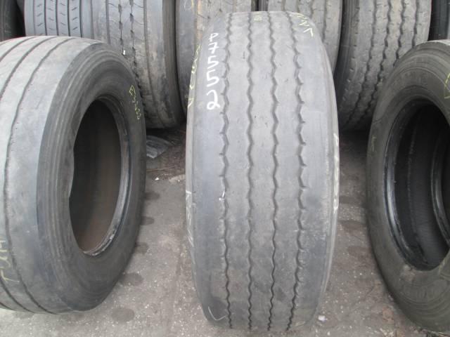 Opona używana 385/65R22.5 Dunlop BIEZNIKOWANA