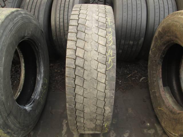 Opona używana 315/80R22.5 Tyrex DR1