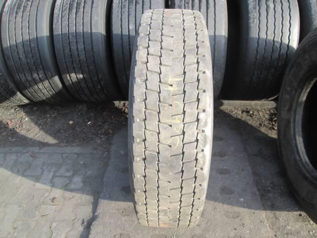Opona używana 315/80R22.5 Michelin XDE2+